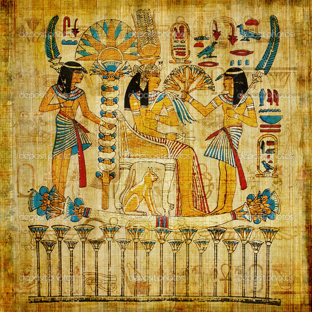 "Ancient Egyptian Papyrus Paper Search Results for ""..."